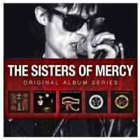 SISTERS OF MERCY - ORIGINAL ALBUM SERIES 5CD