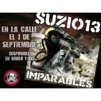 SUZIO 13 - IMPARABLES LP