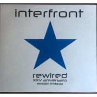 INTERFRONT - REWIRED [XXV ANIVERSARIO LIMITED EDITION] DIGICD