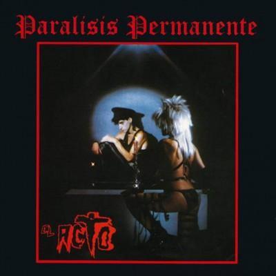 PARÁLISIS PERMANENTE - EL ACTO CD