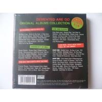 DEMENTED ARE GO - ORIGINAL ALBUMS BOXSET 3CD+DVD