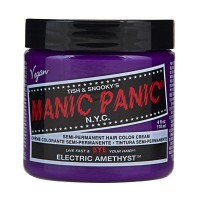 SEMI PERMANENT HAIR DYE - ELECTRIC AMETHYST