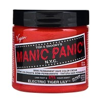SEMI PERMANENT HAIR DYE - ELECTRIC TIGER LILY