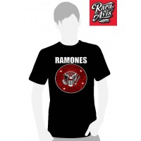 RAMONES - RED SHIELD