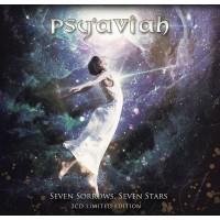 PSY´AVIAH - SEVEN SORROWS, SEVEN STARS [LIMITED] 2CDBOX