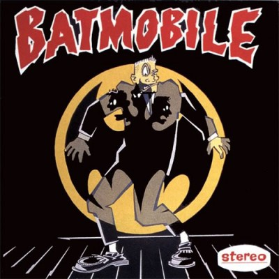 BATMOBILE - BATMOBILE CD