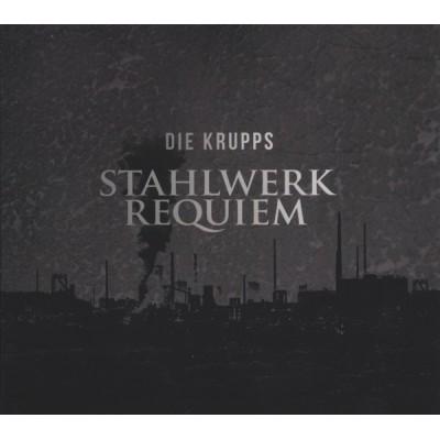DIE KRUPPS – STAHLWERKREQUIEM LP + CD