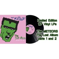 THE METEORS - LOST ALBUM PART 2 [LIMITED] LP