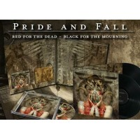 PRIDE AND FALL - RED FOR THE DEAD - BLACK FOR THE MOURNING [COMPLETE EDITION] 2LP + 2CD