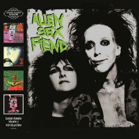 ALIEN SEX FIEND - CLASSIC ALBUMS VOL. 2 - 4CD BOX