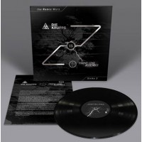 DIE KRUPPS vs. FRONT LINE ASSEMBLY - THE REMIX WARS: STRIKE 2 [BLACK] LP