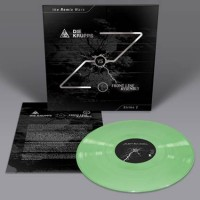 DIE KRUPPS VS. FRONT LINE ASSEMBLY - THE REMIX WARS: STRIKE 2 [GREEN] LP