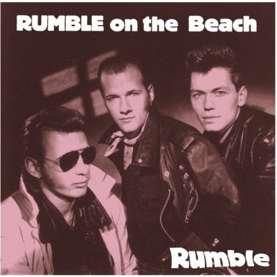 RUMBLE ON THE BEACH - RUMBLE [LIMITED PURPLE VINYL] 10""