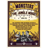 THE MONSTERS - JUNGLE NOISE RECORDINGS LP + CD