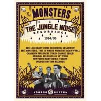 THE MONSTERS - JUNGLE NOISE RECORDINGS LP + CD