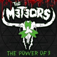 THE METEORS - THE POWER OF 3 [LIMITED] LP