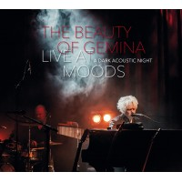 THE BEAUTY OF GEMINA - LIVE AT MOODS [A DARK ACOUSTIC NIGHT] DIGICD ambulance recordings