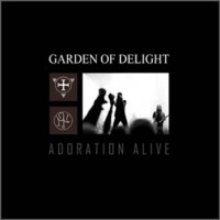 GARDEN OF DELIGHT - ADORATION ALIVE [LIMITED] DIGICD