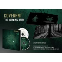 COVENANT - THE BLINDING DARK [LIMITED] 2CD+BOOK dependent