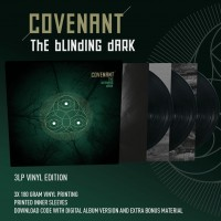 COVENANT - THE BLINDING DARK [LIMITED] 3LP dependent