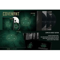 COVENANT - THE BLINDING DARK COMPLETE [LIMITED] BOX dependent