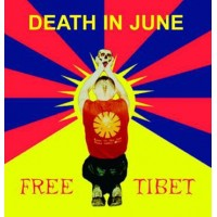 DEATH IN JUNE - FREE TIBET [LIMITED] DIGICD