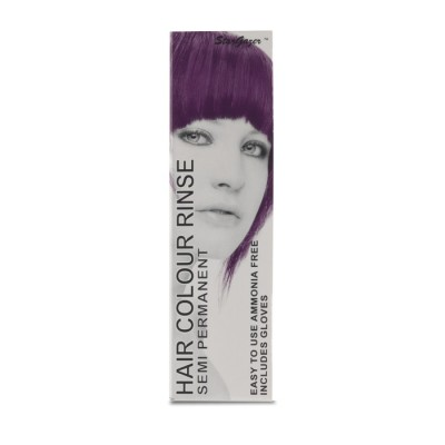SEMI PERMANENT HAIR DYE - SOFT CERISE