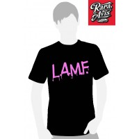 JOHNNY THUNDERS - LAMF LOGO