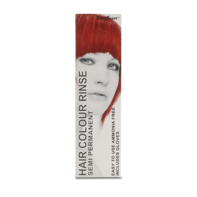 SEMI PERMANENT HAIR DYE - FOXY RED