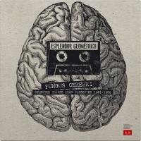 ESPLENDOR GEOMÉTRICO - FUNGUS CEREBRI (SELECTED TRACKS FROM CASSETTES 1981-1989) [LIMITED] 2LP