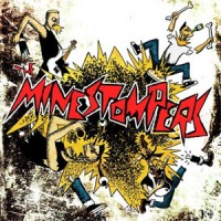 THE MINESTOMPERS - THE MINESTOMPERS CD