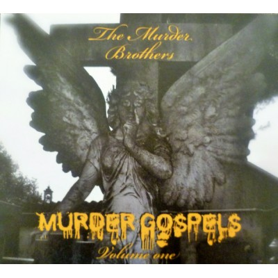 THE MURDER BROTHERS - MURDER GOSPELS VOLUME ONE 1 [LIMITED] LP