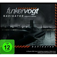 FUNKER VOGT - NAVIGATOR [COLLECTOR´S EDITION] DIGI2CD + DVD