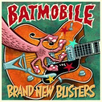 BATMOBILE - BRAND NEW BLISTERS LP