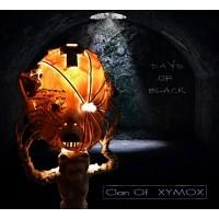 CLAN OF XYMOX - DAYS OF BLACK CD trisol