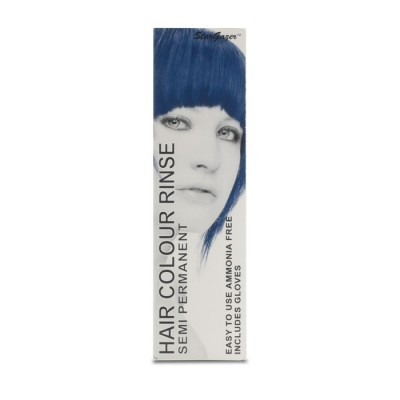 SEMI PERMANENT HAIR DYE - BLUE BLACK