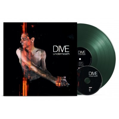 DIVE - UNDERNEATH [LIMITED] LP + CD