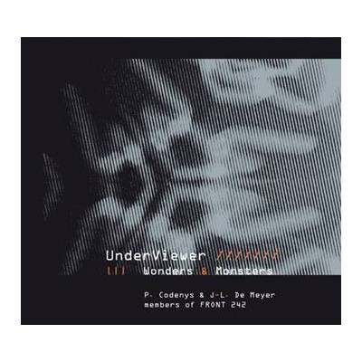 UNDERVIEWER – WONDERS & MONSTERS [LIMITED] DIGICD