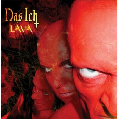 DAS ICH - LAVA [RE-RELEASE + BONUS] CD DANSE MACABRE