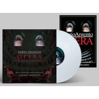 CLAUDIO SIMONETTI – OPERA O.S.T. [LIMITED] LP rustblade