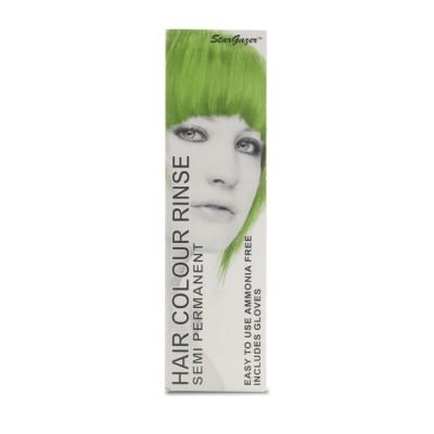 SEMI PERMANENT HAIR DYE - UV GREEN