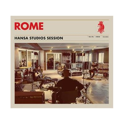 ROME - HANSA STUDIOS SESSION DIGICD