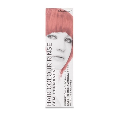 SEMI PERMANENT HAIR DYE - ROSE PINK