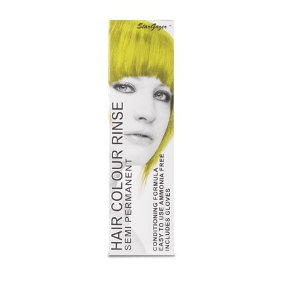 SEMI PERMANENT HAIR DYE - LIME