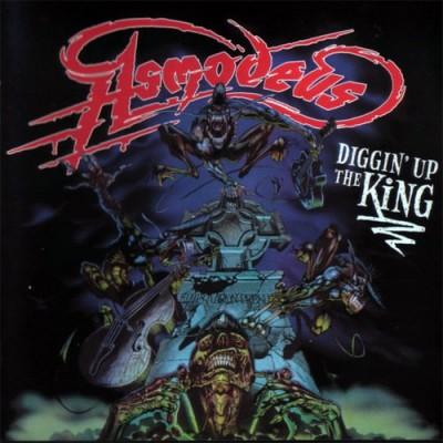 ASMODEUS - DIGGIN´UP THE KING CD