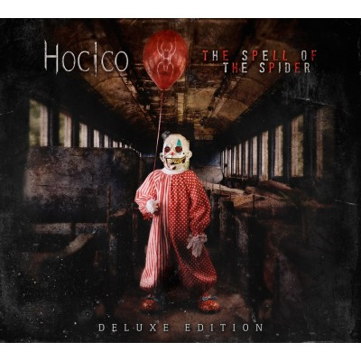 HOCICO - THE SPELL OF THE SPIDER [DELUXE] DIGI2CD