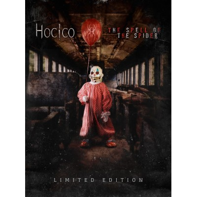 HOCICO - THE SPELL OF THE SPIDER [LIMITED] 3CD BOX out of line