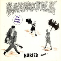 BATMOBILE - BURIED ALIVE CD