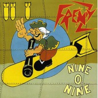 FRENZY - NINE O NINE CD