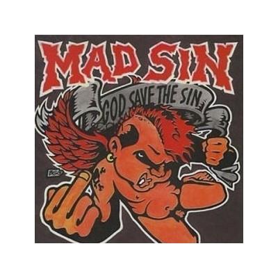 MAD SIN - GOD SAVE THE SIN CD